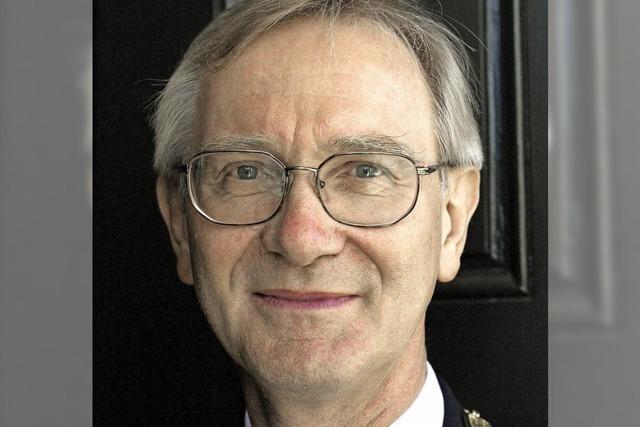 Hubert Markl - ein eloquenter Steuermann