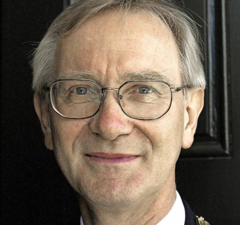 Hubert Markl     Foto: dpa