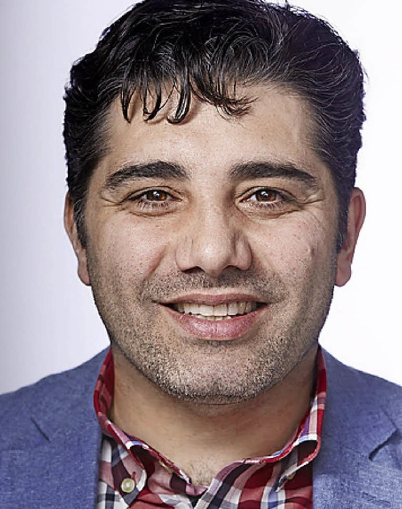 Aydin Özügenc  | Foto: Grüne