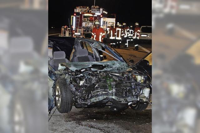 Serie schwerer Unfälle auf A 5 reißt nicht ab