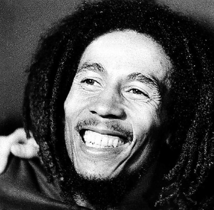 <ppp> </ppp>von Bob Marley (Foto von 1980)   | Foto: dpa/AFP