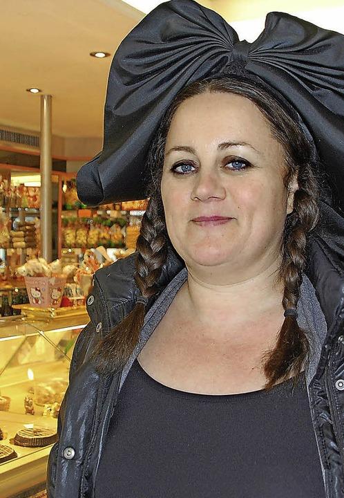 Christelle Baldeck  | Foto: Bärbel Nückles
