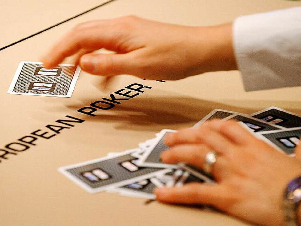 Ist das Poker-Programm zu schlagen?    Foto: dpa
