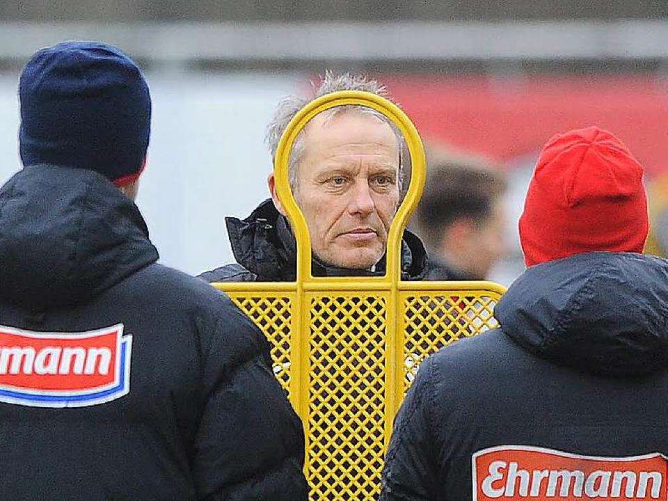 Den Durchblick behalten: Am heutigen S...in Team das Trainingslager in Spanien.  | Foto: Meinrad Schön