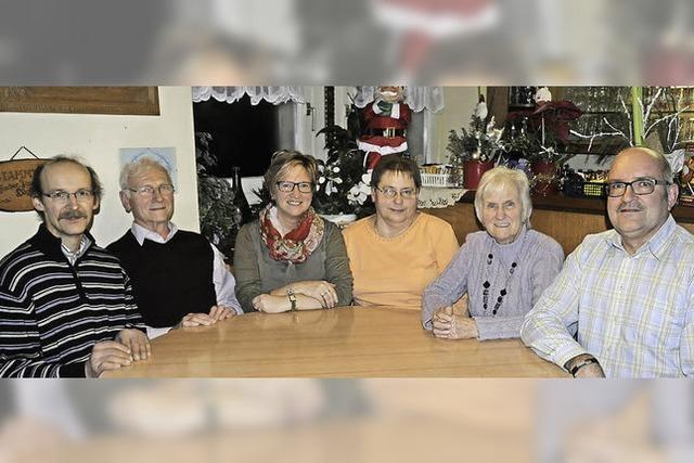Gemischter Chor Grimmelshofen erhält Verstärkung