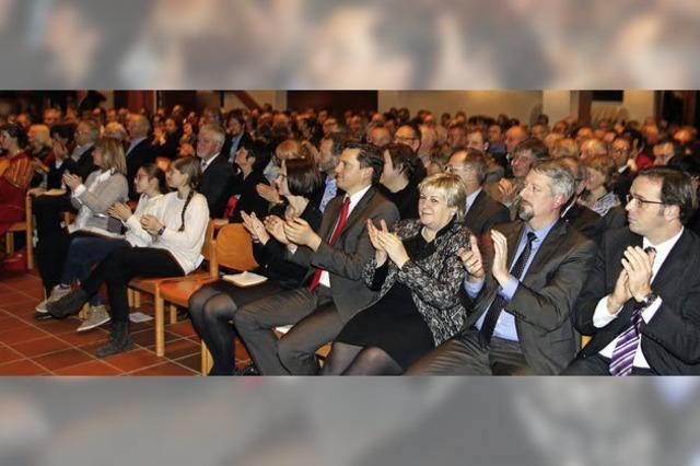 Bürgermeister Schäfer kündigt erneute Kandidatur 2015 an
