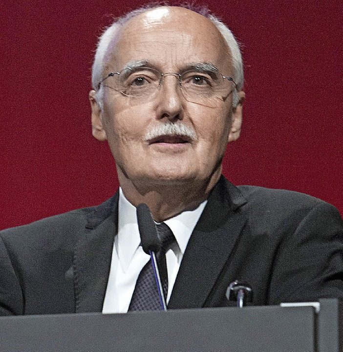 Prof. Horst Opaschowski  | Foto: Faruk Uenver