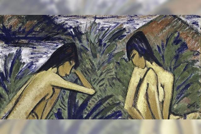 Werkschau Otto Mueller: Wohnsitz in der Moderne