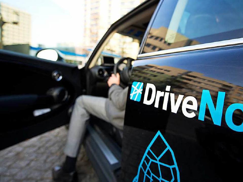 Teilen statt besitzen: Carsharing begeistert in Deutschland viele Autofahrer.  | Foto: dpa