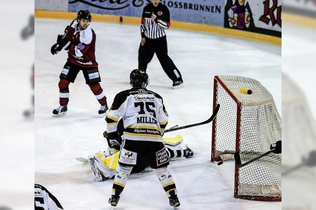 EHC Freiburg eilt von Sieg zu Sieg