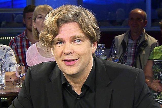 Michael Steinbrecher feiert in Baden-Baden Premiere als Talk-Show-Gastgeber