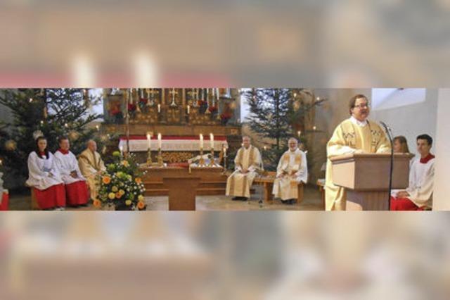 Pfarrer Martin Sauer verabschiedet sich aus Herbolzheim