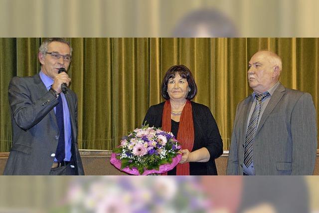 Dorfpreis für Werner Wagner