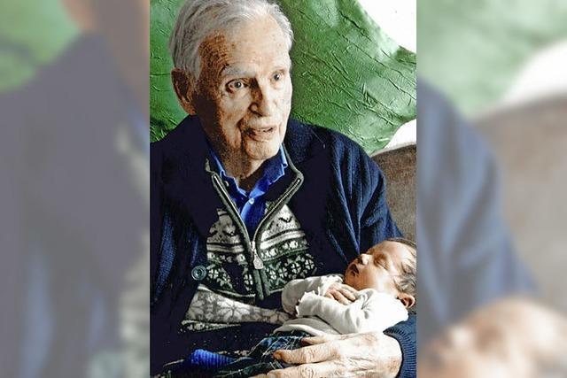 Abschied vom Gründer der Frauenklinik: Gerhard Dieterich stirbt im Alter von 92 Jahren