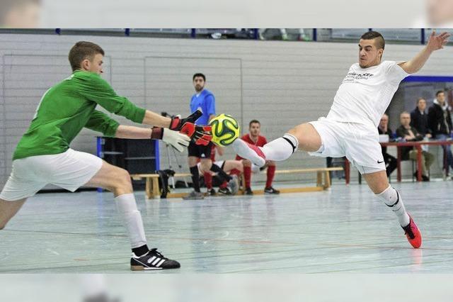 Langsam wächst die Liebe zu Futsal