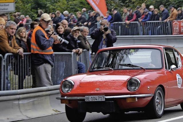 Es gibt wieder Motorsport am Eggberg