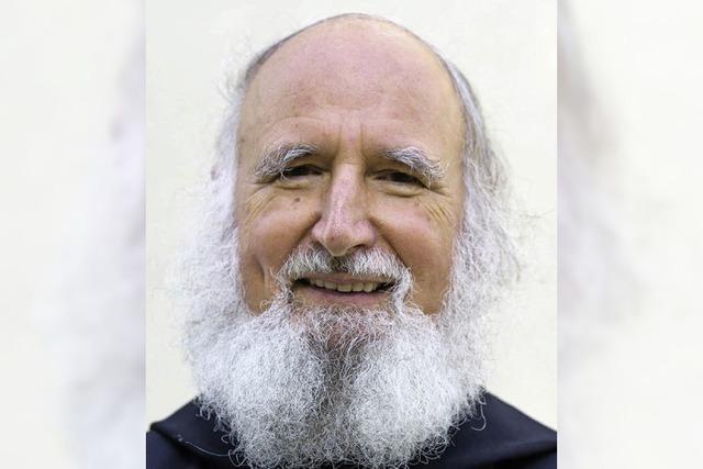 Benediktinermönch Anselm Grün: Weder Star noch Guru