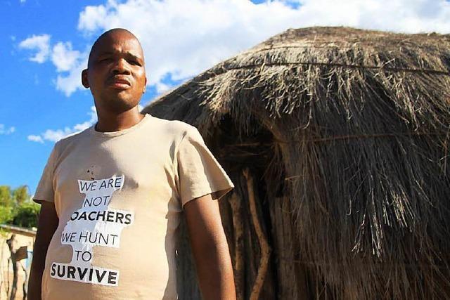 Botsuana: Buschmänner müssen gehen – gegen ihren Willen