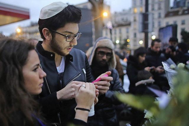 Die Angst unter den Juden in Frankreich wächst