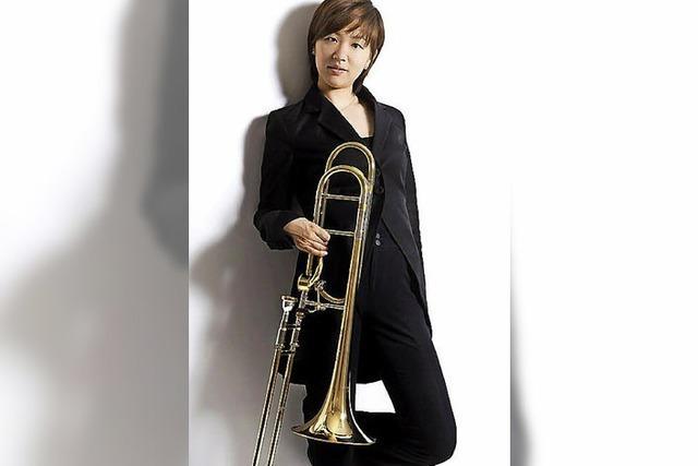 Mayumi Shimizu beim Musikforum Kaiserstuhl in Endingen