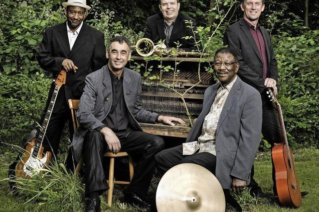 First Class Blues Band in Schopfheim-Schweigmatt