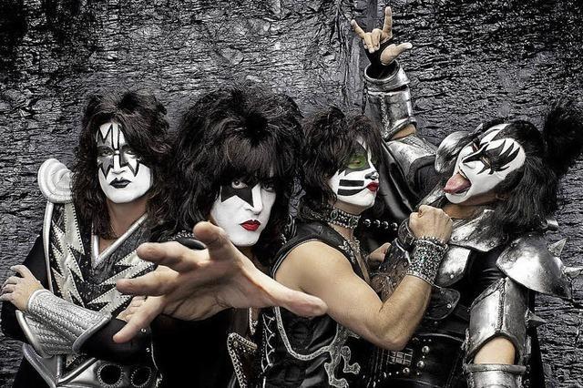 Kiss, Metallica und Muse kommen zu der Ring - Grüne Hölle Rock