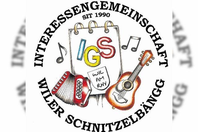 IG Wiler Schnitzelbängg feiert 25-Jahr-Jubiläum