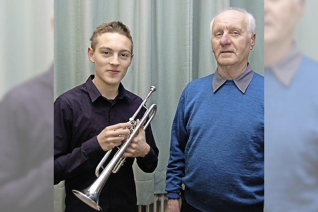Herausragender Jungmusiker