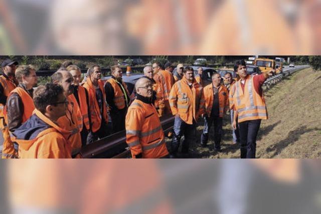 Straßenmeistereien auch für Naturschutz zuständig