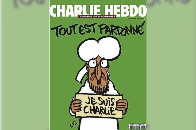 Lörrach hat – vielleicht – Charlie Hebdo