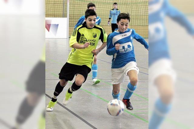 Durch den Fußball vereint