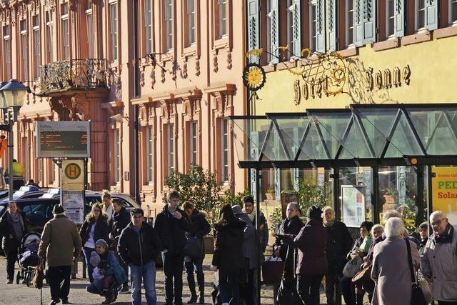 Offenburg wirbt um Tagestouristen