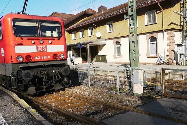 Bahn lässt Neustadt abblitzen – barrierefrei erst 2018
