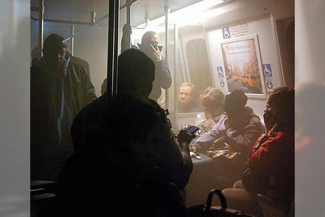 Frau stirbt bei Unfall in der Metro
