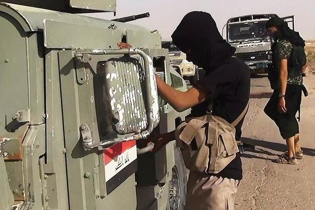 Islamischer Staat führt Wehrpflicht ein