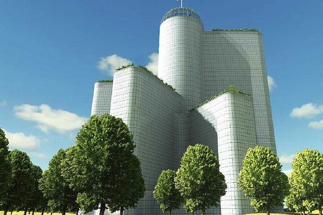 In Verona soll ein Friedhofs-Wolkenkratzer entstehen