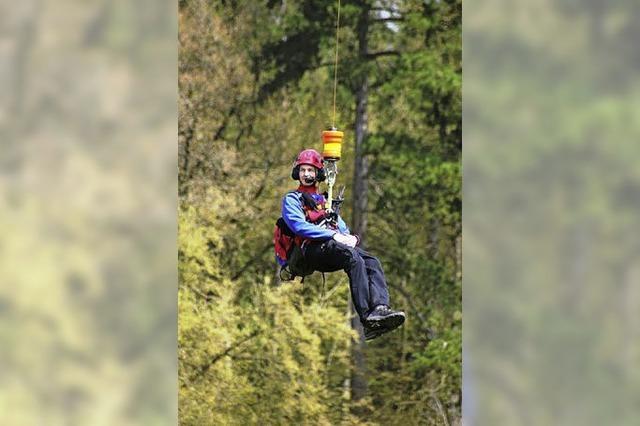 Bergwacht schließt Lücken in der Notfallversorgung