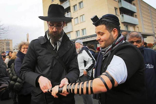 Nach Terror in Paris: Juden im Elsass sind besorgt