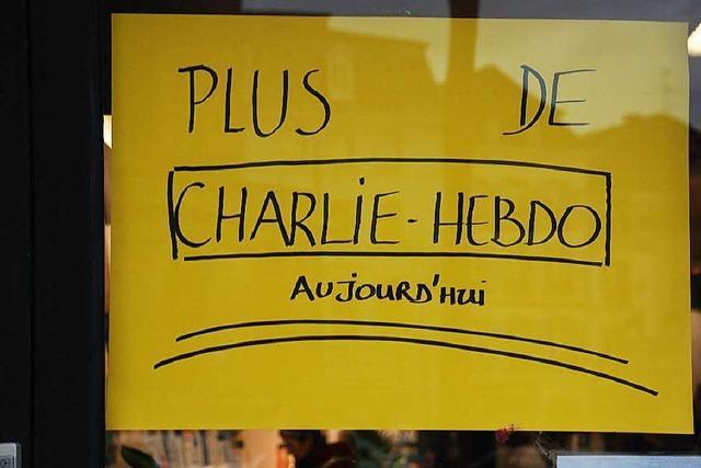 Auf der Jagd nach dem neuen Charlie Hebdo in Colmar