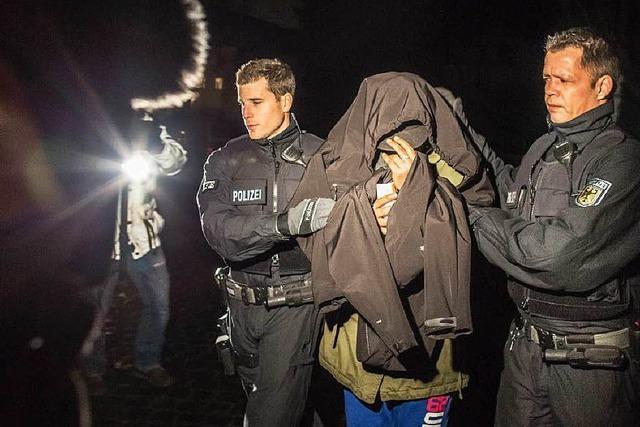 Schleuserbanden gaben Einbrüche in Südbaden in Auftrag