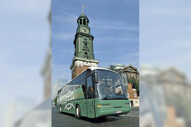 Urlaub mit dem Bus: Europäische Städte und kulinarische Reisen hoch im Kurs