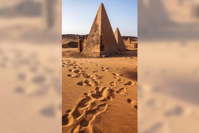 Eine abenteuerliche Reise durch einen friedlichen Teil des Sudan
