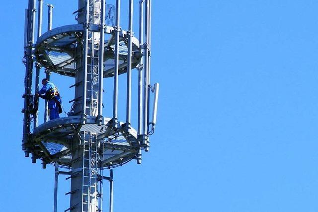 40 Meter hoher Sendemast: Stadträte signalisieren Widerstand