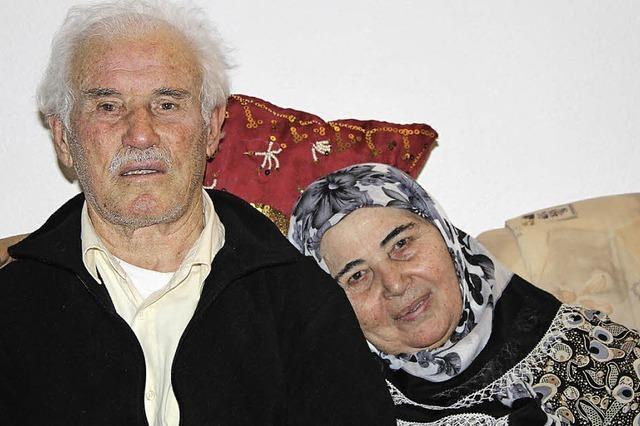 Seit 65 Jahren glücklich verheiratet