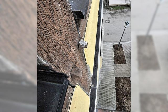Sanierung des Teninger Rathauses wird sich weiter verzögern