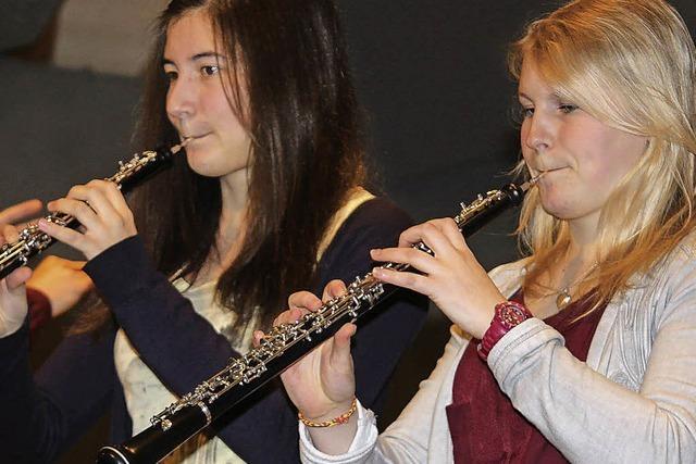 Jahreskonzert des Musikvereins Eisenbach in der Wolfwinkelhalle