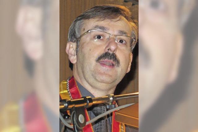 Amtsinhaber Michael Herr tritt wieder zur Bürgermeisterwahl an