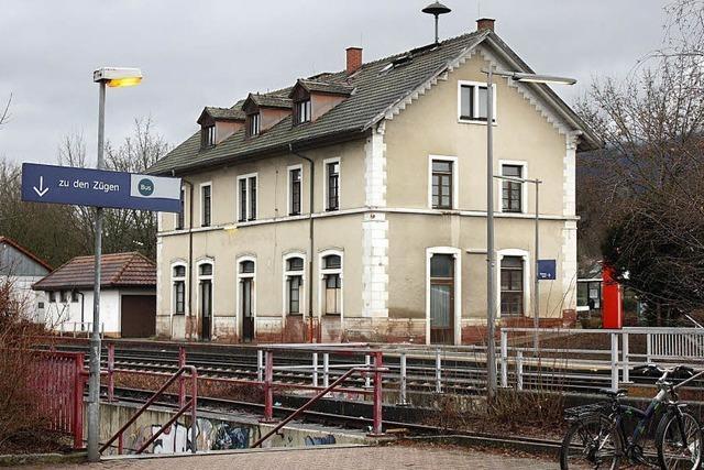Stadt will Bahnhof in Brennet kaufen