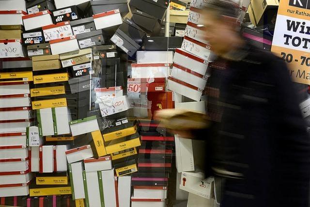 Freiburgs Einzelhandel ist laut einer Studie freundlicher geworden