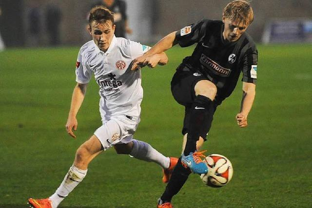 SC Freiburg testet gegen Mainz und gewinnt mit 1:0